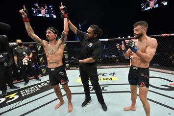 Max Holloway Defeats Calvin Kattar By Unanimous Decision In Dominating Performance