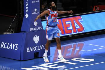 James Harden's Nets Debut Had NBA Fans In Awe