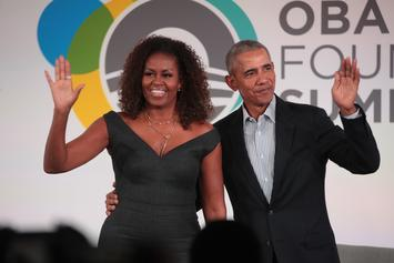 Barack Obama Delivers Touching Birthday Wish To Michelle Obama