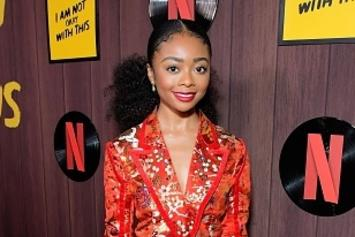 Solange's Son Julez & Skai Jackson Have Broken Up, But No One Knew They Dated