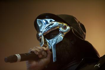 MF DOOM Fans Rip Joe Biden For Hypocritical Playlist Inclusion