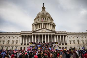 """Capitol Evacuated & On Lockdown After """"Security Threat"""""""