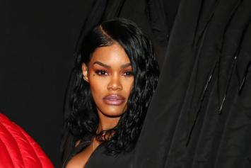 Teyana Taylor Checks Critic Who Claims She Stole Designs For Pretty Little Thing