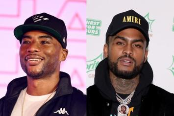 "Charlamagne Tha God Thinks Dave East Is A Hollywood ""Heartthrob"""