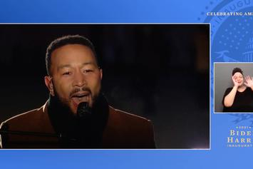 John Legend, Justin Timberlake, & More Perform At Virtual Inauguration Concert