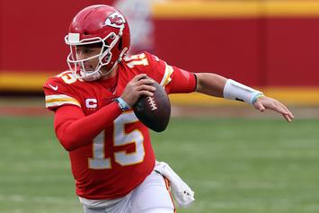 Patrick Mahomes Receives Positive Injury Update