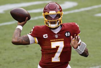Dwayne Haskins Has Reportedly Found A New Team