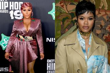 Lil' Kim Wants Teyana Taylor To Play Her In A Biopic