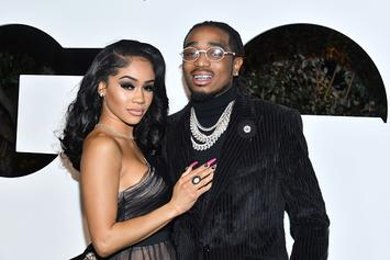 "Saweetie Knew Quavo Loved Her When He Gave Her His ""Last Piece Of Chicken"""