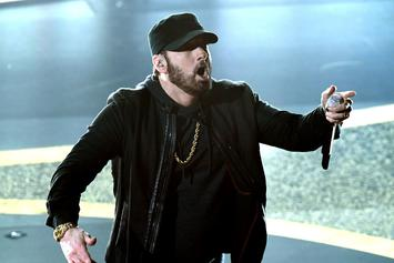 "Eminem Confirms ""Higher"" Video Release Date"