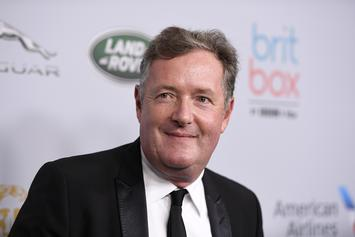 Piers Morgan Comes Under Fire After Disrespectful Larry King Tweet