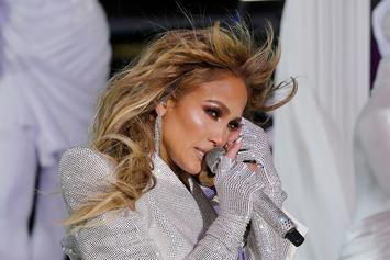 "Jennifer Lopez Recreates ""Love Don't Cost A Thing"" Video"
