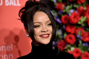 Rihanna Shows Off Her Twerking Skills