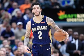 The Pelicans Are Reportedly Discussing Trading Lonzo Ball