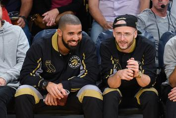 """40 Reveals How He & Drake Have Worked On """"Certified Lover Boy"""" During COVID"""