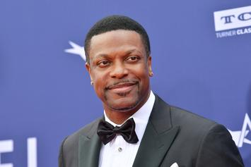 "Chris Tucker Was Only Paid $10K For ""Friday"" Role: ""I Wanted The Opportunity"""