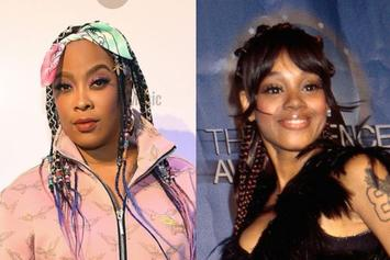 "Da Brat Was Hurt That Left Eye Didn't Like Her: ""It Broke My Heart"""