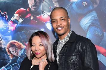 T.I. & Tiny Challenged To Take Polygraph As Sabrina Peterson Posts Her Results