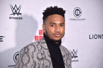 Trey Songz Reacts To Alleged Sex Tape Leak