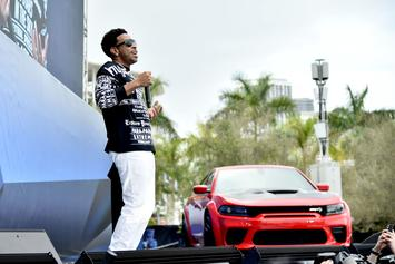 Ludacris Gets A Ridiculous New Car After His Mercedes Was Stolen