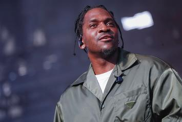 "Pusha T Apparently Making ""The Best Music Of His Life"""
