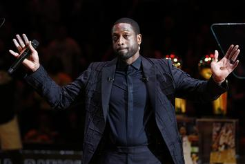 Dwyane Wade Explains Why Big 3 Failed In Its First Year