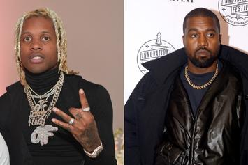 Lil Durk & Kanye West Have Officially Linked Up
