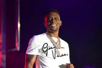 Boosie Badazz's First Wheelchair Shows Nearly Brought Him To Tears