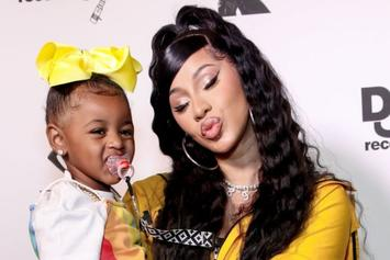 """Cardi B Explains Why She Doesn't Have Babysitters For Kulture: """"I Can't Trust People"""""""