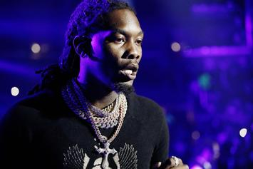 "Offset Sued By Rental Company Over ""Lost"" Bentley Bentayga: Report"