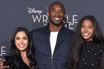 Kobe Bryant's 18-Year-Old Daughter Natalia Signs To A-List Modeling Agency