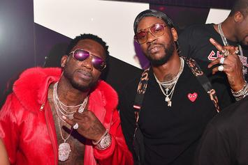 """2 Chainz Praises Gucci Mane: """"Most Consistent Artists From The Era"""""""