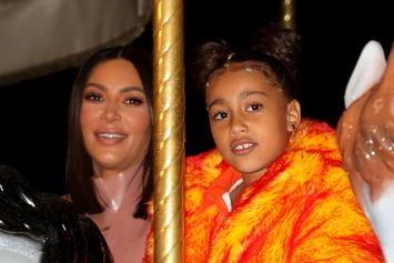 """Kim Kardashian Goes Off On People Criticizing North's Art: """"Stop Embarrassing Yourselves"""""""