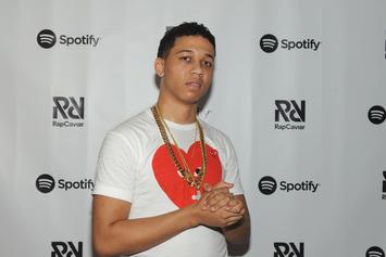 Lil Bibby Visibly Uncomfortable While Talking Juice WRLD's Death