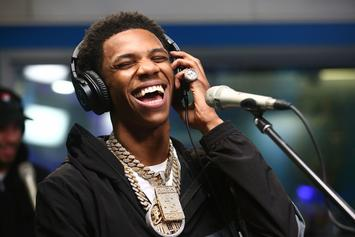 A Boogie Wit Da Hoodie's GF Ella Is Seemingly Tired Of Him