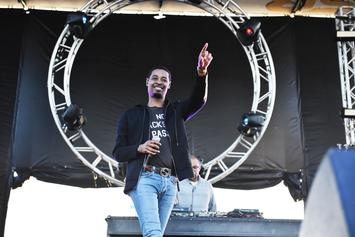 """Danny Brown Reveals Why """"XXX"""" Was Released As A Mixtape"""