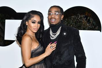 "Saweetie Says Of Relationship With Quavo: ""Opposites Do Attract"""