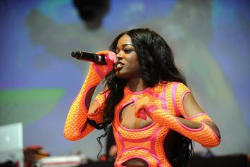 Azealia Banks Claims She's A Victim Of Racism & Misogyny After Perez Hilton Fallout
