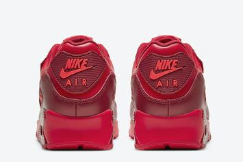 """Nike Air Max 90 Dropping In """"Chicago"""" Colorway: Photos"""