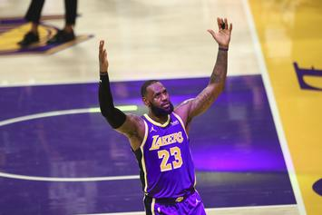 NBA Sends LeBron James Warning Following Viral Flop