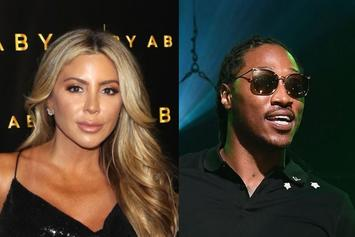 """Larsa Pippen Downplays Past Romance With Future: """"It Was Never That Serious"""""""