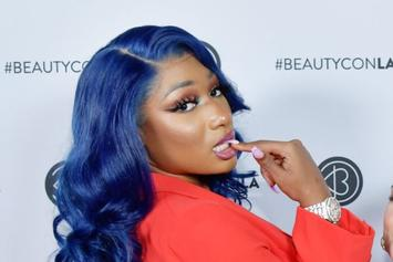 Megan Thee Stallion Trends After Fans Believe She Got Into Argument With BF On IG Live