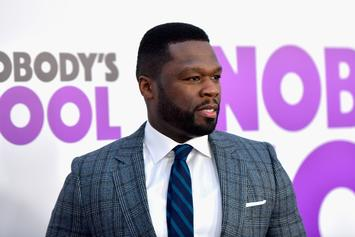 "50 Cent's ""BMF"" Series Wraps First 2 Episodes"
