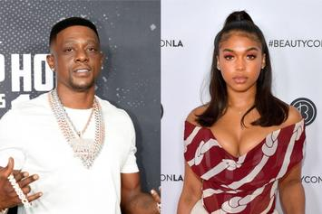 """Boosie Thinks Future Should Be Celebrated For """"Running Through"""" Lori Harvey"""