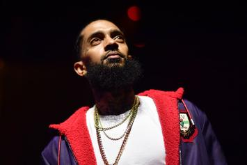 Nipsey Hussle Revealed His Album Plan Post-Victory Lap To Dead Prez