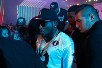 Jeezy Mourns The Loss Of His Mother In Hearfelt Statement