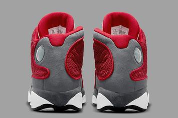 "Air Jordan 13 ""Red Flint"" Receives Official Photos: Release Date"