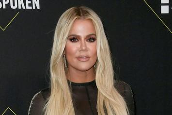 "Khloe Kardashian Tells Fan To ""Shut The F*ck Up"" About Kylie Jenner & Jordyn Woods"