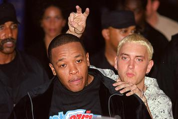 Eminem Takes It Back To '99 With Dr. Dre Tribute Post
