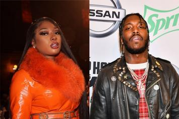 """Megan Thee Stallion Confirms She's Dating Pardison Fontaine: """"He Is So Perfect"""""""